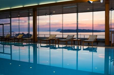 Dubrovnik Palace Hotel - Indoor Pool 2