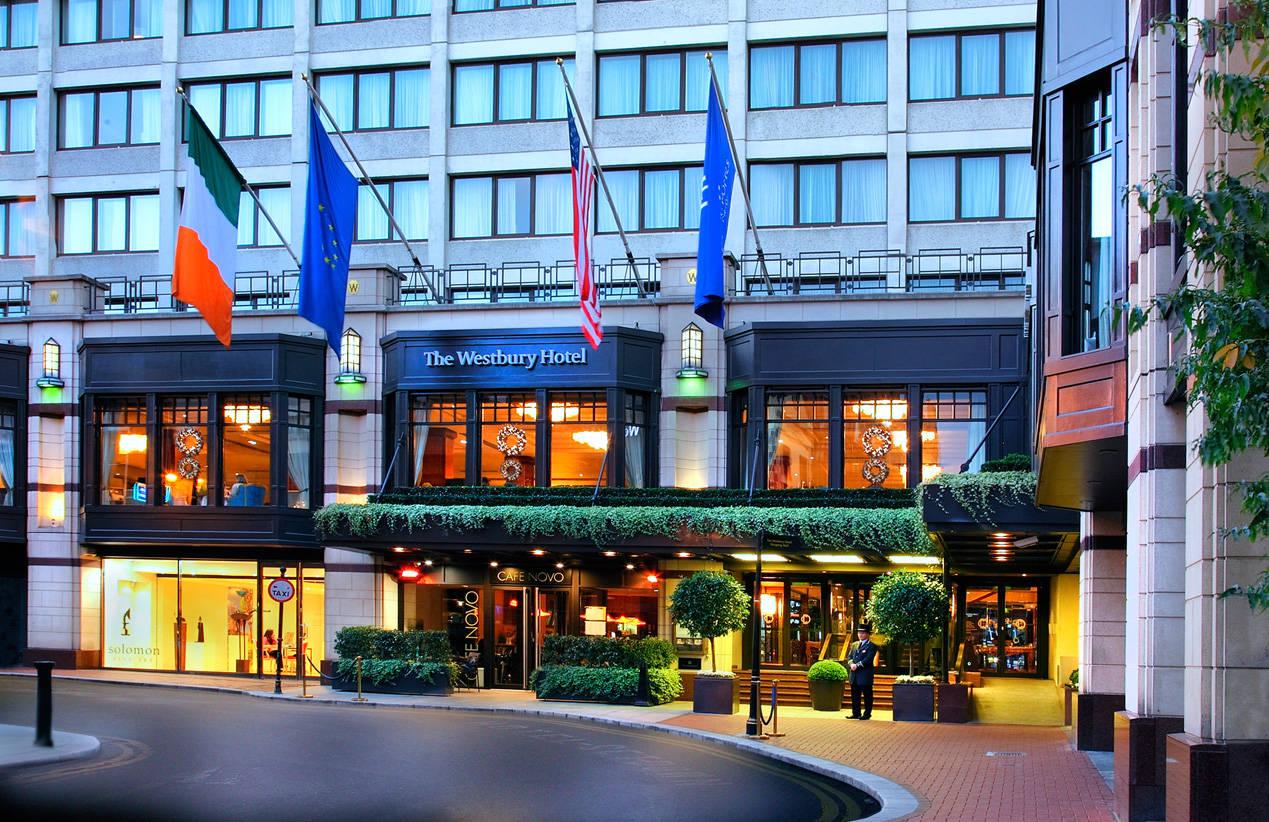 The 5* Westbury Hotel, Dublin 2