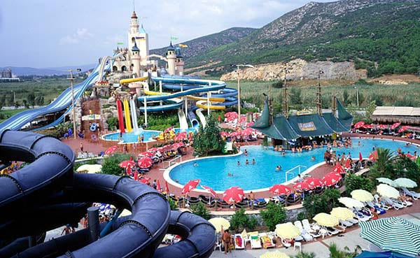 Europa Park Aquapark