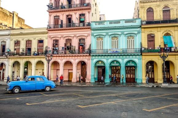 One fine day in Havana, Cuba