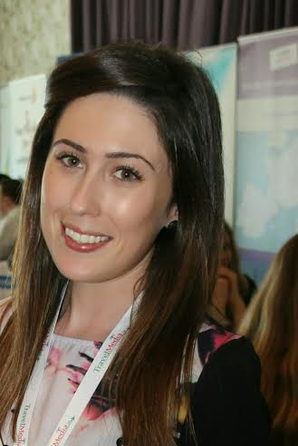 Travel public relations expert Niamh Waters