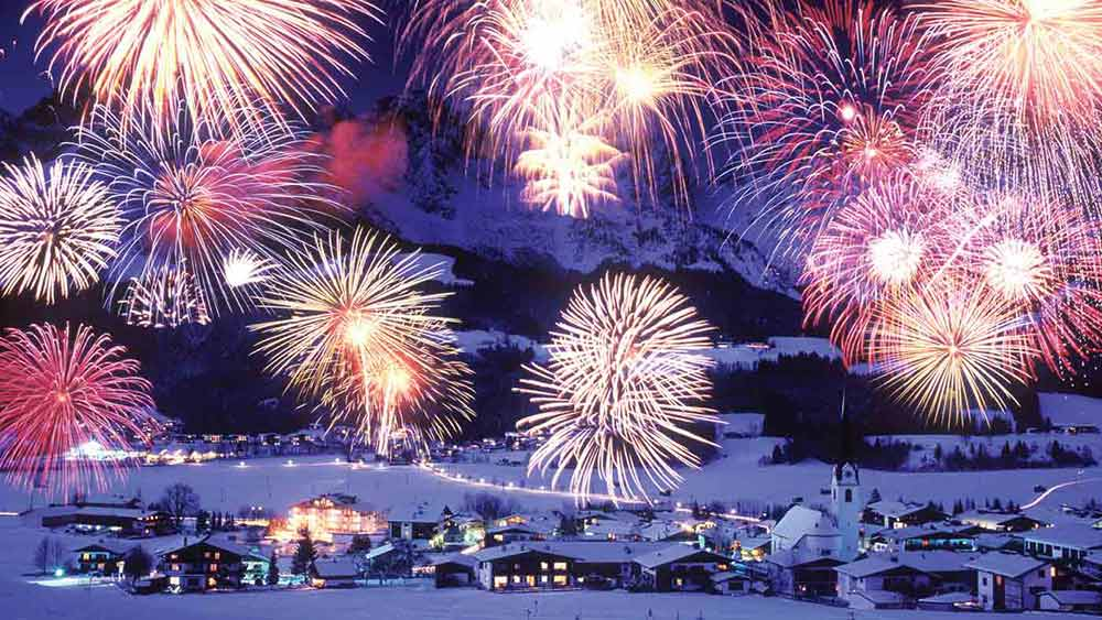 Celebrate New Year's Eve On The Slopes