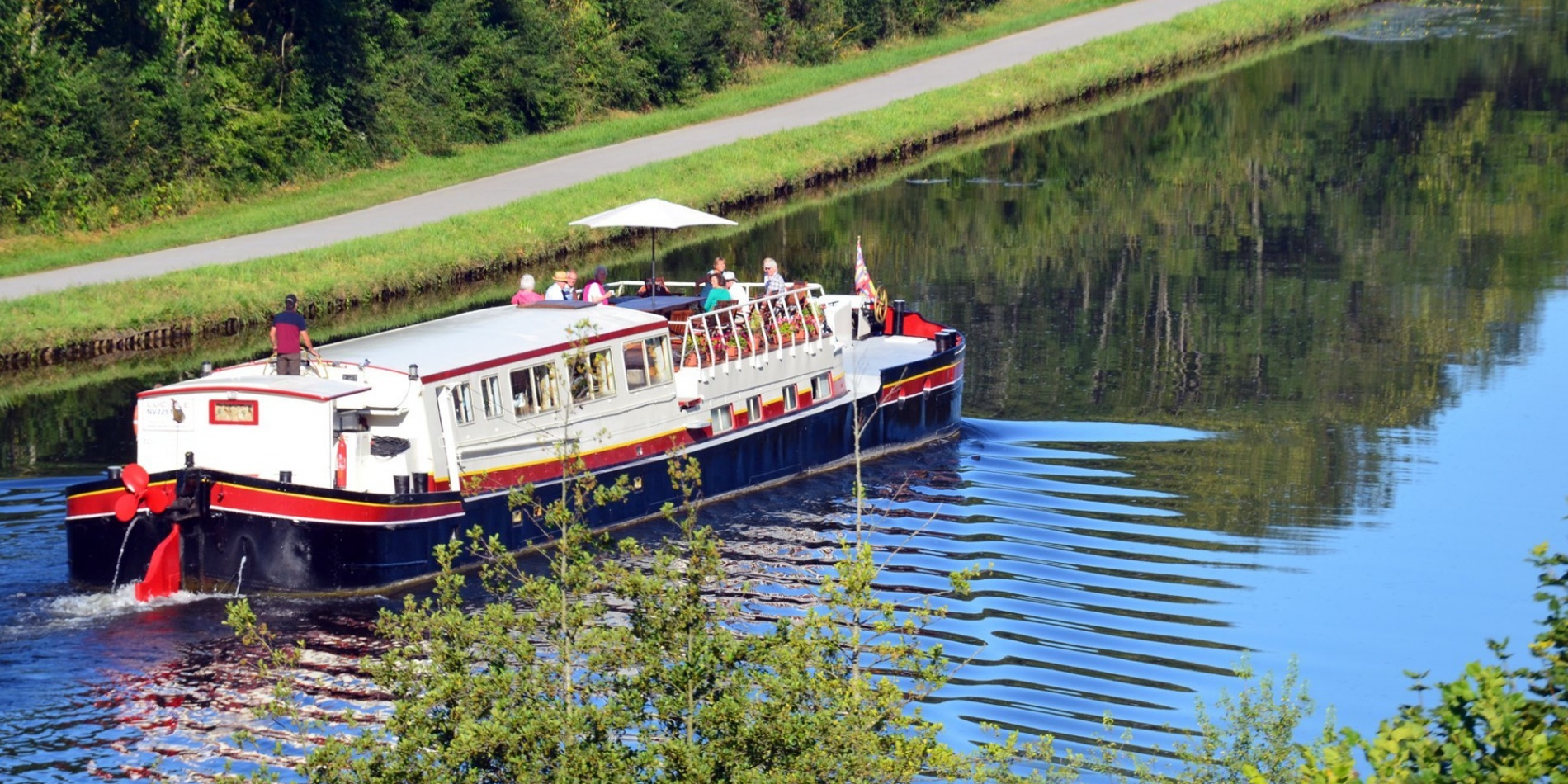 Burgundy River Cruise Experience - France river cruise