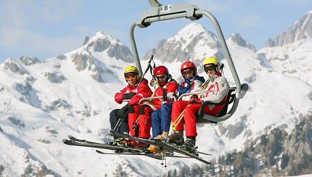 Last minute luxury ski deals