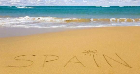 Spainish beach