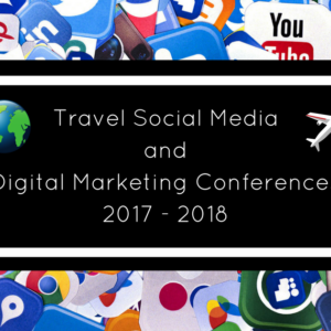 Travel Social Media and Digital Marketing Conferences