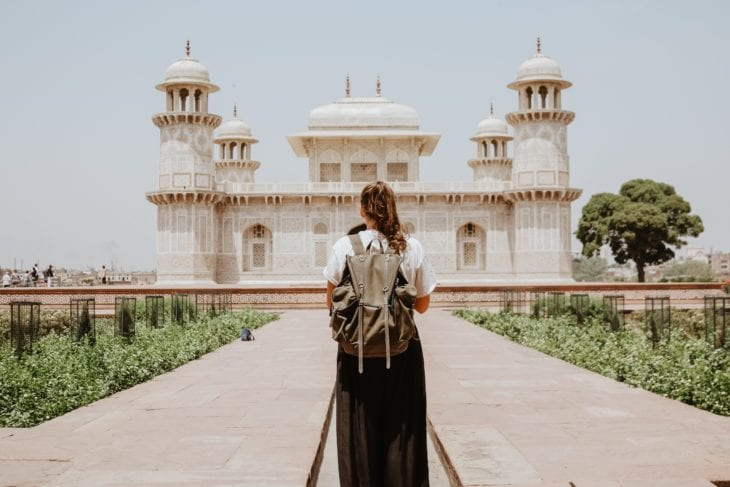 solo female travellers